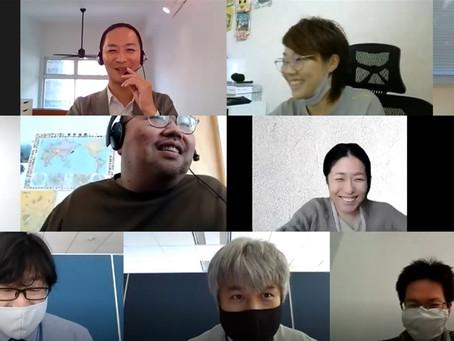 SmileWayのCSR活動プロジェクト第二弾【2021年新春企画:大好評無料セミナー】プロジェクトマネジメントオンライン講座を開催いたします。