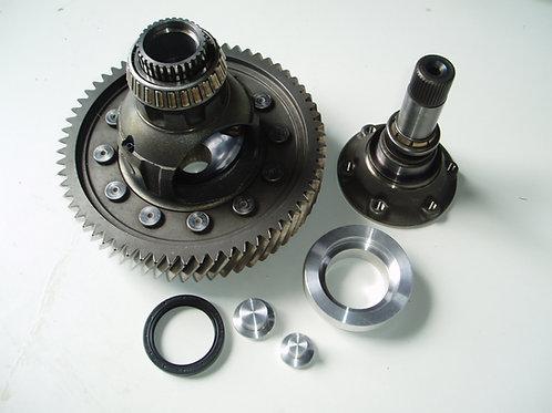 Modification boite 6 02M en 2 roues motrices
