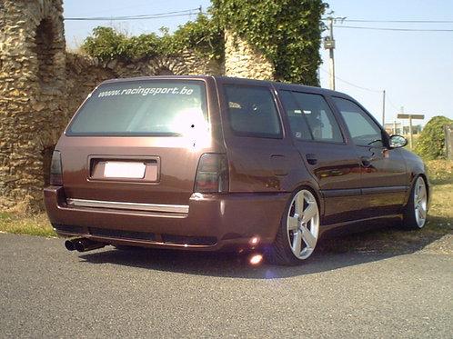 """Rajout Bouclie arrière variant type """"RS4"""" Golf 3"""