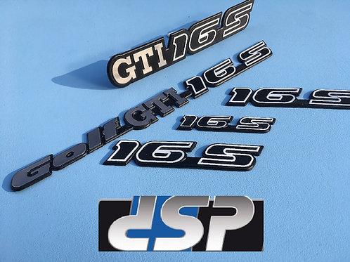 Logos Golf GTI 16S 88/92