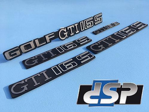 Logos golf GTI 16S 86/87