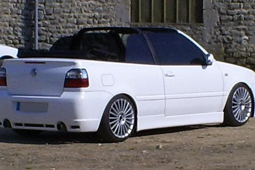 """Bas de caisse type """"R32"""" Golf 4 cabriolet"""
