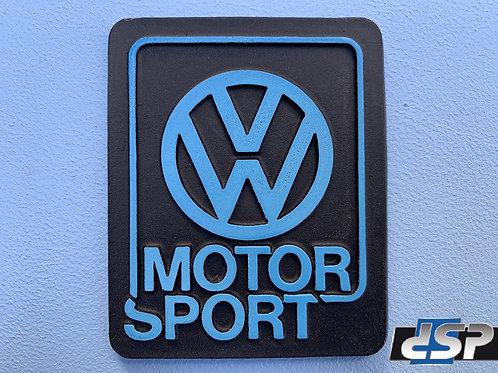 """"""" VW Motorsport """" - Monogramme Limited Mk2"""