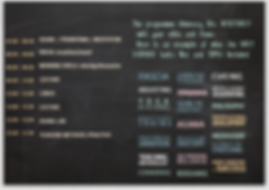 Blackboard Timetable