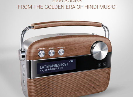 Saregama Carvaan Digital Music Player