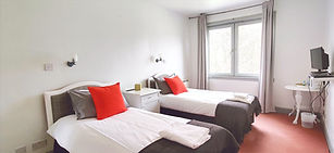 Hotel Square- twin room