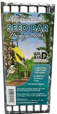 Seed Bar Hanging Feeder