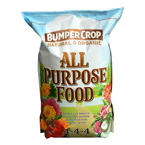 Bumper Crop Nat & Organic All Purpose Food