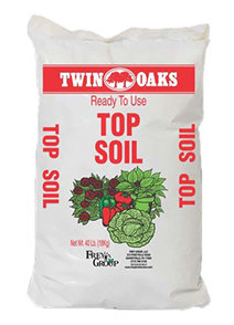 Top Soil 40lb Bag