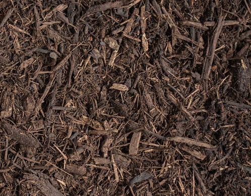 Hardwood Mulch Natural (not dyed)