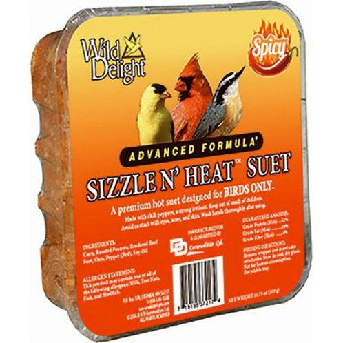 Wild Delight Sizzle n' Heat Suet