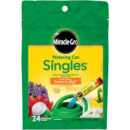 Miracle Gro Watering Can Singles
