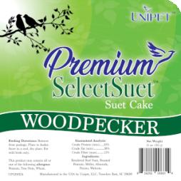Premium Select Suet Woodpecker