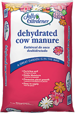Dehydrated Cow Manure 40lb Bag