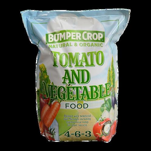 Bumper Crop Nat & Organic Tomato & Vegetable Food