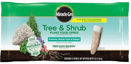 Miracle Gro Tree & Shrub Plant Food Spike