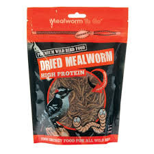 Mealworm To Go Dried Mealworm