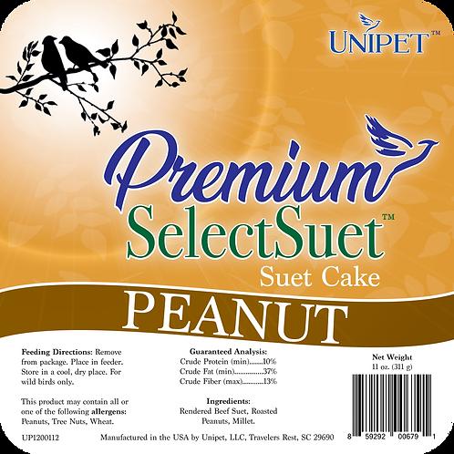 Premium Select Suet Peanut