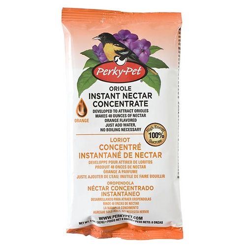 Perky-Pet Oriole Instant Nectar Concentrate