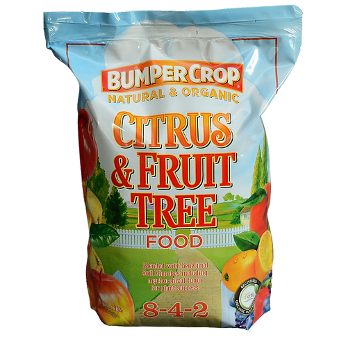 Bumper Crop Nat & Organic Citrus & Fruit Tree Food