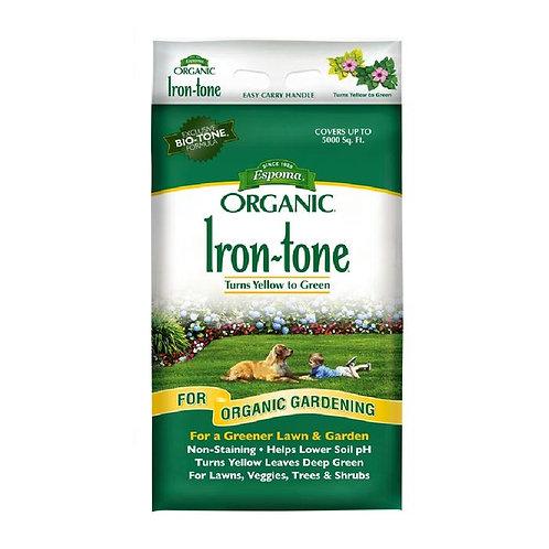 Iron-tone, Espoma Organic