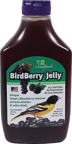 Songbird BirdBerry Jelly