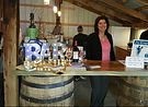 Wedding Barn Bar