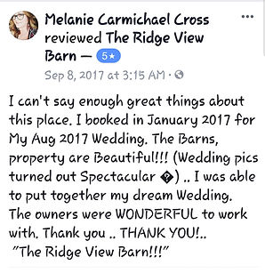 west michigan barn venue