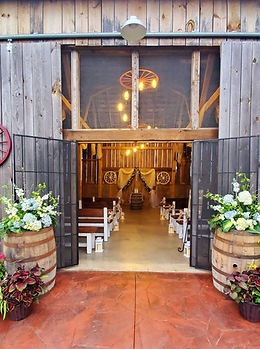 Michigan Barn Venue