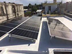 Solar interconectado