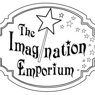 Imagination Emporium Logo Coloring Page
