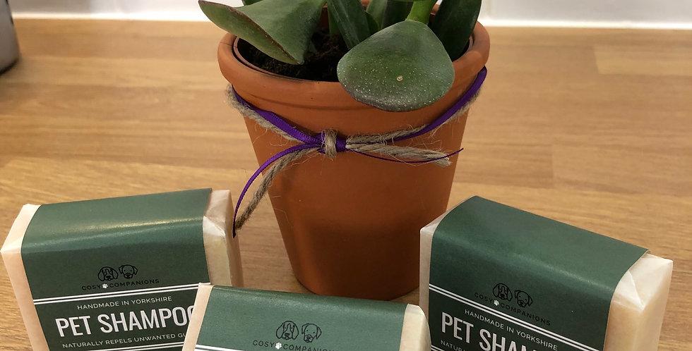 Cosy Companions Pet Shampoo Bar