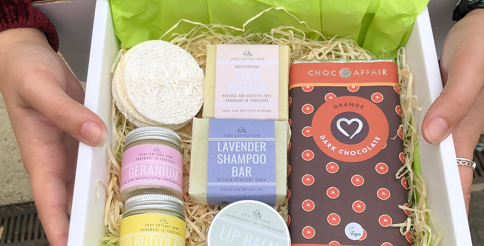 Vegan Luxury Gift Box