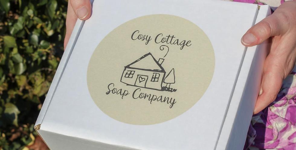 Cosy Cottage Box (Empty)