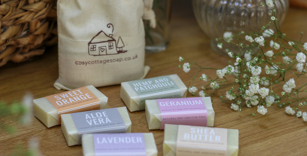 Travel Soap Set