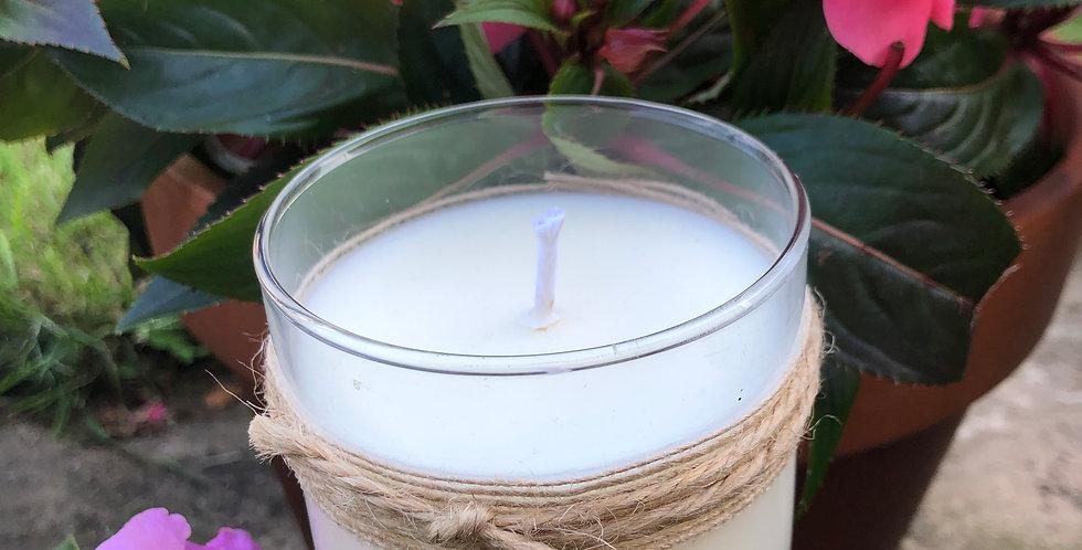 Large Lemongrass Outdoor Candle