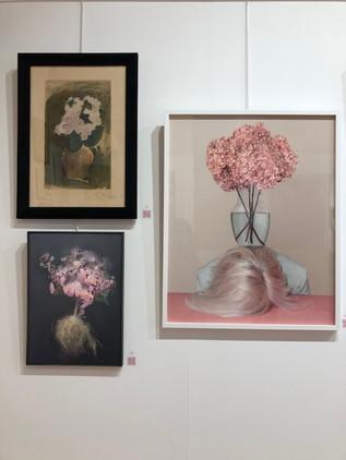 pink by quand les fleurs nous sauvent