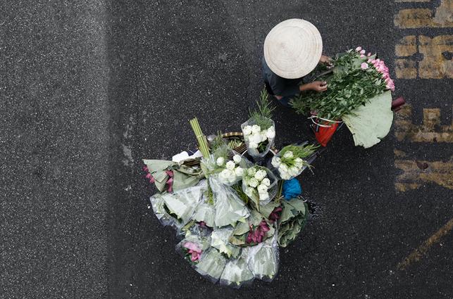 flower vendor n°1