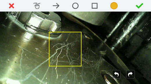 Autel-MaxiVideo-MV500 inspection camera device