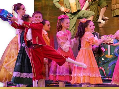 Moscow Ballet Nutcracker Round 2 Auditions
