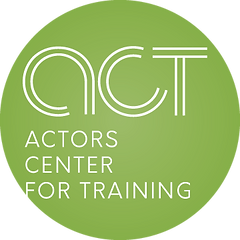 Actors Center for Training Logo