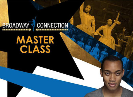 BROADWAY CONNECTION MASTERCLASS - HAMILTON!