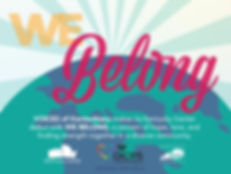 We Belong Spring Contest Logo