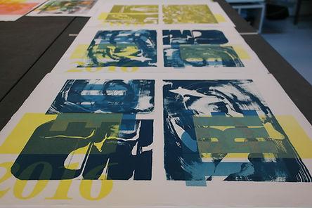 letterpress & Lithography Ulf Nilsen