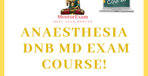 DNB ANAESTHESIA,  BOMBAY HOSPITAL INDORE - INSTITUTE REVIEW!