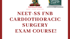 FAQS IN DNB CARDIOTHORACIC SURGERY
