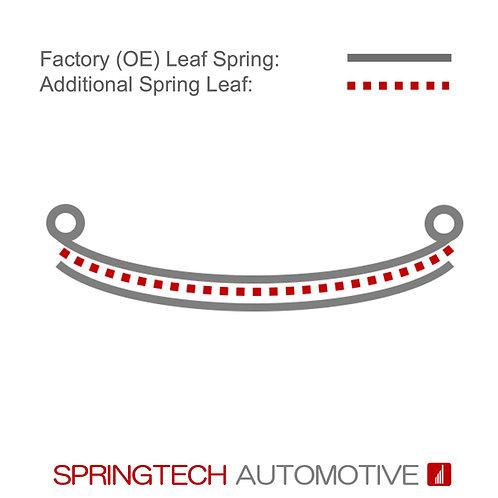 Leaf Spring Reinforcement Kit Fiat Ducato / Peugeot Boxer / Citroen Jumper