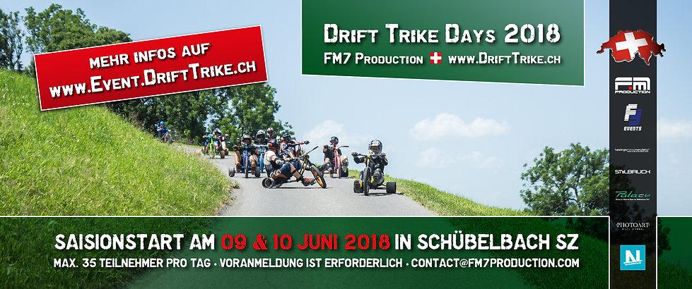 Drift Trike Days Kino Folie 09 & 10 Juni
