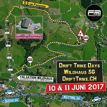 Drift Trike Days 10 & 11 Juni 2017 Quadr