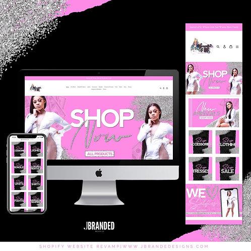 Web Design-REVAMP
